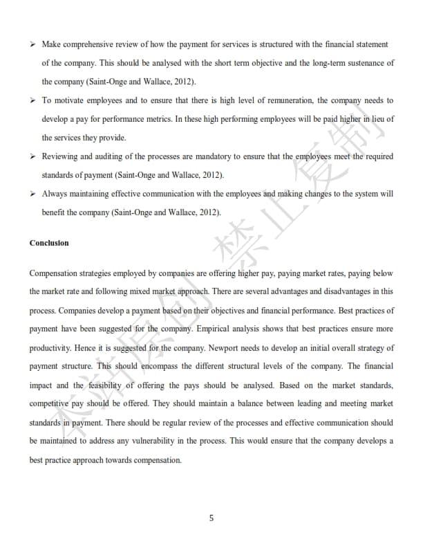 澳洲管理学论文代写样本全文- Page 7 of 8