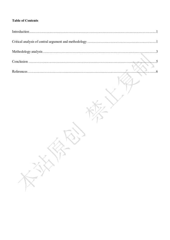 澳洲人力资源管理论文代写样本全文- Page 2 of 9